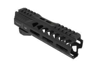 The Strike Industries Strike Rail 7 inch features M-LOK slots along the handguard