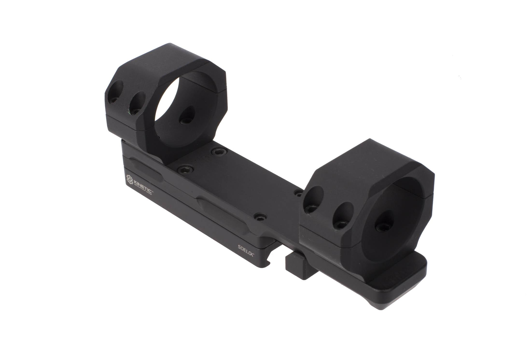 Kinetic Development Group SIDELOK 34mm Modular Optic Mount for 34mm rifle scopes