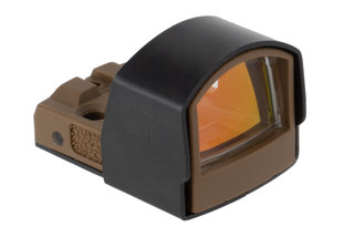 SIG Sauer Romeo Zero reflex sight comes in flat dark earth