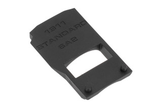 SIG Sauer 1911 slide adapter plate for Romeo red dot sights