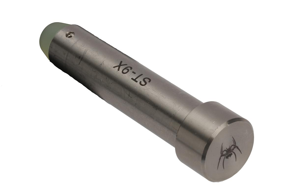 The Spikes Tactical ST-9X 9mm buffer weight is designed for carbine length receiver extensions