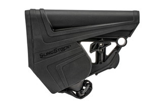 The WMD Guns SlingStock features a retractable sling inside the carbine stock