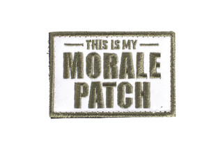 Shooting made easy this is my morale patch