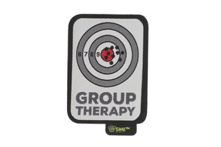 Shooting Made Easy Group Therapy Morale Patch