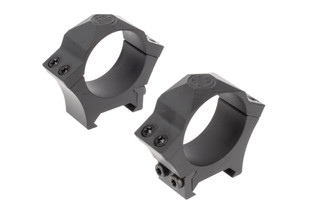 SIG Alpha1 30mm Scope Rings are precision machined from stainless steel