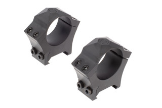 SIG ALPHA1 Scope Rings 1 inch features a medium height