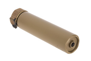 SureFire SOCOM 2 Series 5.56 Sound Suppressor - Flat Dark Earth