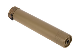SureFire SOCOM 2 Series 7.62 Sound Suppressor - Flat Dark Earth
