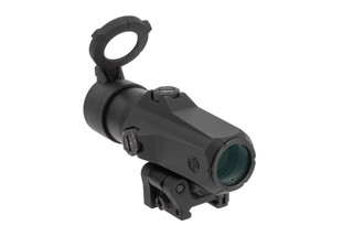SIG Sauer JULIET6 Magnifier comes with a flip to side QD mount