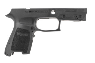 SIG Sauer LIMA320 grip module features an integrated green laser