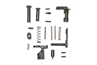 Sons of Liberty Gun Works BLASTER STARTER KIT contains the necessary small parts to build a lower without a trigger or grip you weren't gonna use anyway.