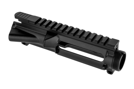 Sons of Liberty Gun Works stripped AR-15 upper receiver is an M4 style upper receiver with precision machining