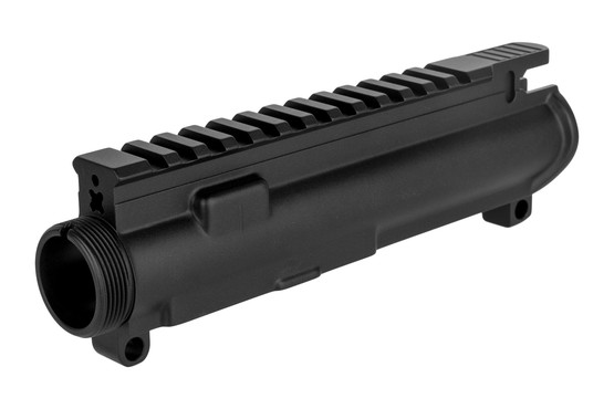 Sons of Liberty Gun Works M4 upper receiver is compatible with all standard MIL-SPEC components, barrels, and handguards