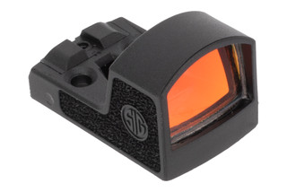 SIG Sauer ROMEO Zero Red Dot Sight features a 3 MOA dot