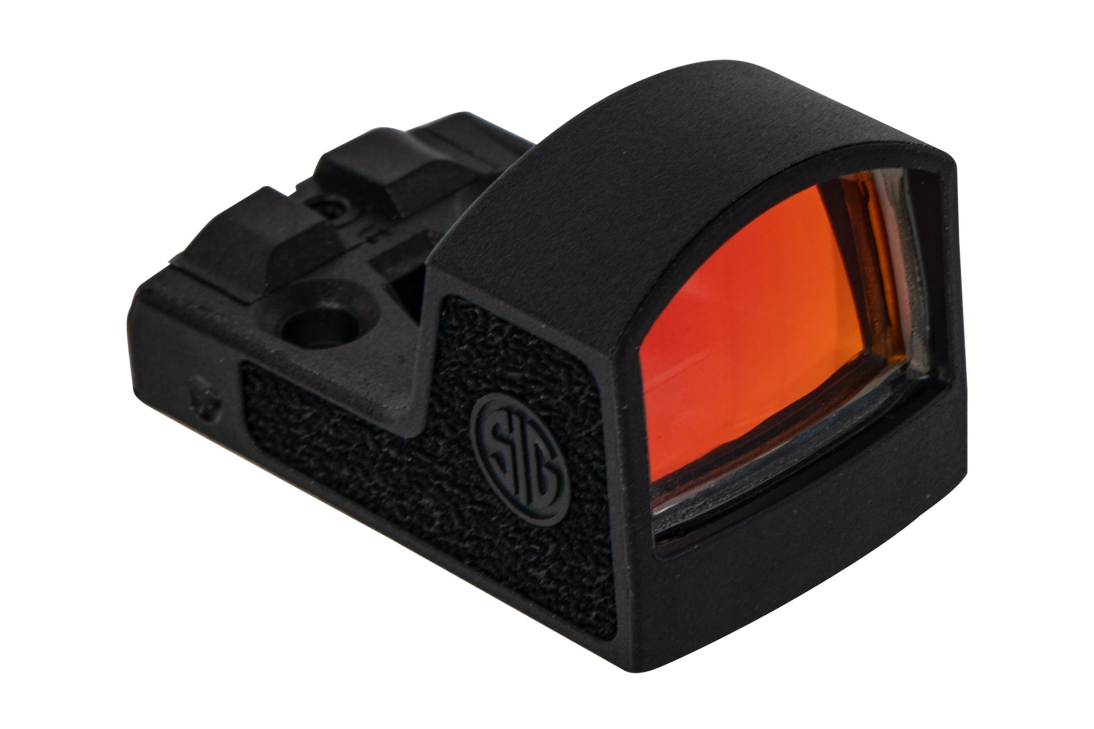 SIG ROMEO Zero Red Dot Sight features a 6 MOA dot