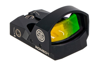 SIG Sauer ROMEO1 Micro reflex sight comes with the handgun adapter plate pack