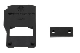 Romeo1 Red dot slide adapter plate for CZ75 handguns