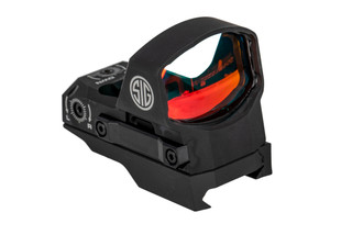 SIG Sauer Romeo3 XL Red Dot Sight features a 3 MOA motion activated reticle