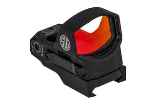 SIG Sauer Romeo 3 XL Red Dot Sight features a 6 MOA motion activated reticle