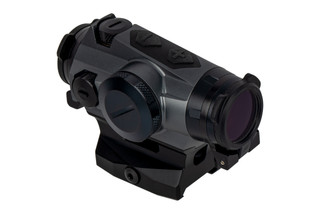 SIG Sauer Romeo4H red dot sight features a 2 MOA reticle