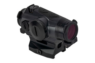 SIG Sauer Romeo4H Green Dot Sight features a horseshoe ballistic dot reticle