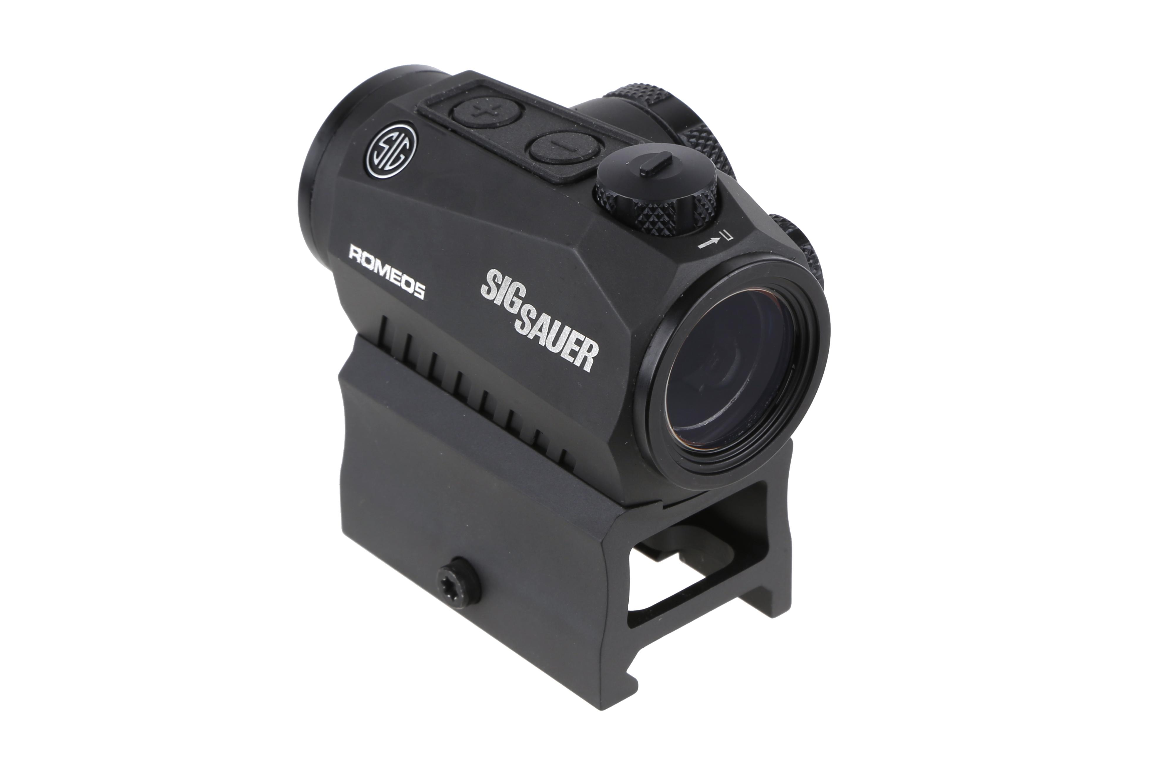 Sig Sauer Romeo 5, 1x20mm, 2 MOA Compact Red Dot Sight