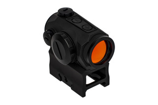 SIG Sauer ROMEO5 Microdot red dot sight features a mount with the Tread logo