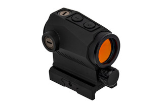SIG Sauer Romeo5X Compact red dot sight features a 2 MOA reticle