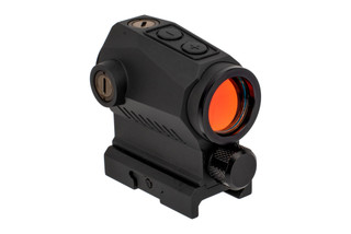 SIG Sauer ROMEO5 XDR micro dot red dot sight features a green reticle