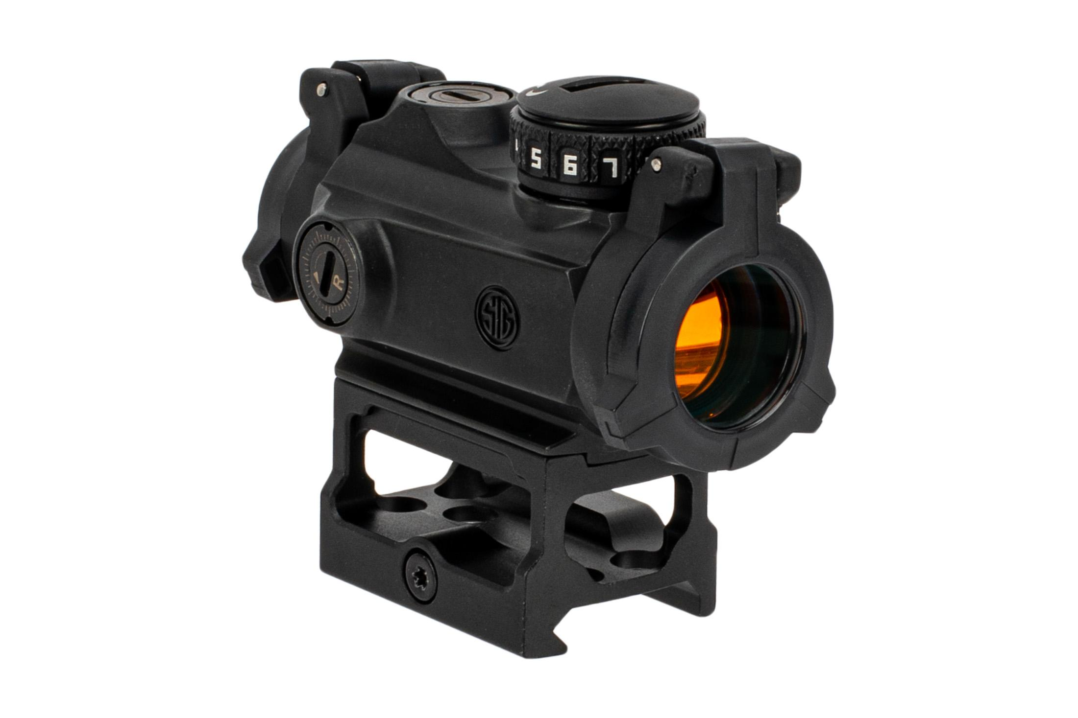 SIG Sauer ROMEO-MSR Red Dot Sight - 2 MOA