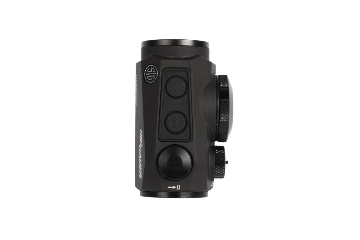 SIG Sauer Romeo 5 Red Dot Sight with Juliet 3 3x Magnifier