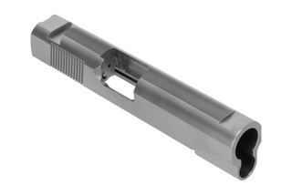 Nighthawk Custom 1911 Slide is designed for 45 ACP commander length barrels
