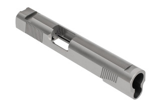 Nighthawk Custom 1911 9mm Government Slide is machined from 416 stainless steel