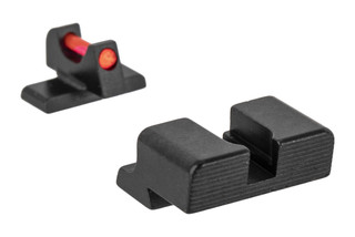 Trijicon's Fiber Sight Set for Springfield Armory XD, XD(m), and XD Mod2 hadguns is a high-contrast competition and carry sight set