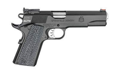 The Springfield Armory 1911 Range Officer Elite Target is a 9mm Full Size 9 round Handgun with a 5 inch Barrel and ambidextrous safety