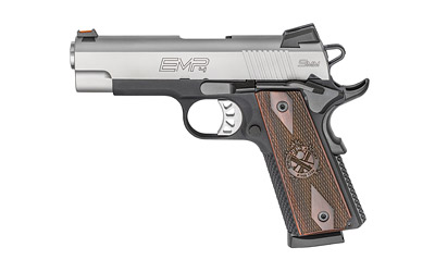 The Springfield Armory 1911 EMP Lightweight Champion is a Compact 10 round Handgun with a 4 inch Barrel and lightweight frame design
