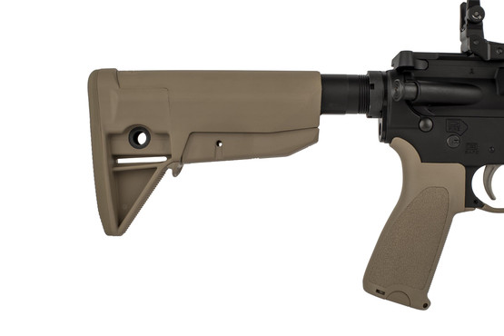 Springfield Armory AR-15 complete SAINT rifle features an integrated sling attachment points on the stock and end plate
