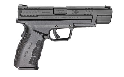 The Springfield Armory XD MOD.2 is a 9mm Full Size 16 round Handgun with a 5 inch Barrel designed for duty use