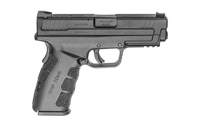 The Springfield Armory XD MOD.2 is a .45 ACP Full Size 13 round Handgun with fully ambidextrous controls