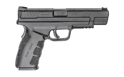 The Springfield Armory XD MOD.2 is a .45 ACP Full Size 13 round Handgun with 5 inch Barrel and fully ambidextrous controls