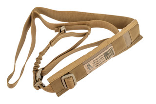 Troy single point battle sling in coyote tan