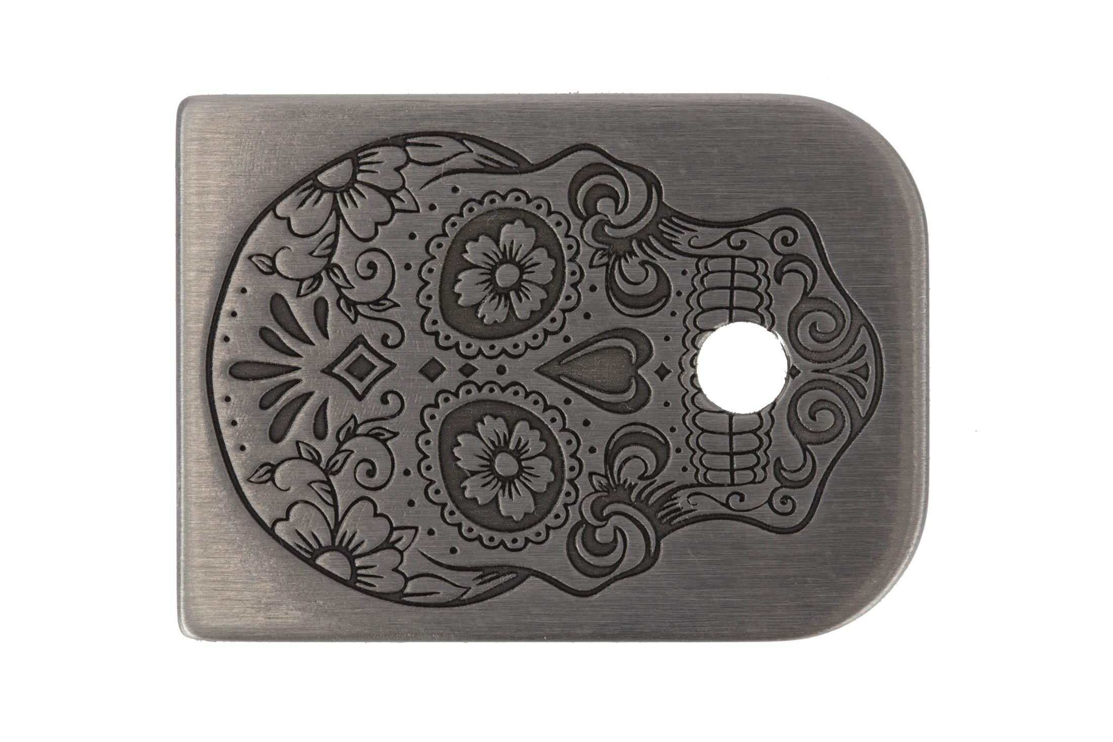 The Classy Raptor Tactical GLOCK Magazine Plate is made in the U.S.A.