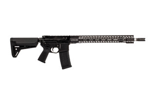 "Stag Arms STAG15 3-Gun Elite left hand rifle with 18"" 5.56 NATO barrel."