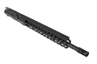 Stag 15 Tactical Nitride Left Handed Barreled Upper is constructed from 7075-T6 aluminum
