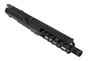 Stag 15 Tactical 7.5in Nitride Barreled Upper features a free-floating 7 inch M-LOK handguard with a slim profile