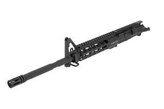 "Stag 15 LEO Phosphate Barreled Upper boasts a 7"" M-LOK free-float quad rail handguard with government profile"