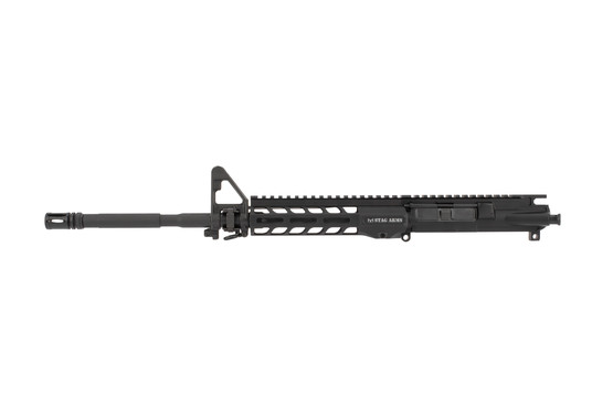 LEO Phosphate Barreled Upper from Stag 15 is a mil-spec upper receiver with a 16-inch barrel machined from 4150 CMV steel
