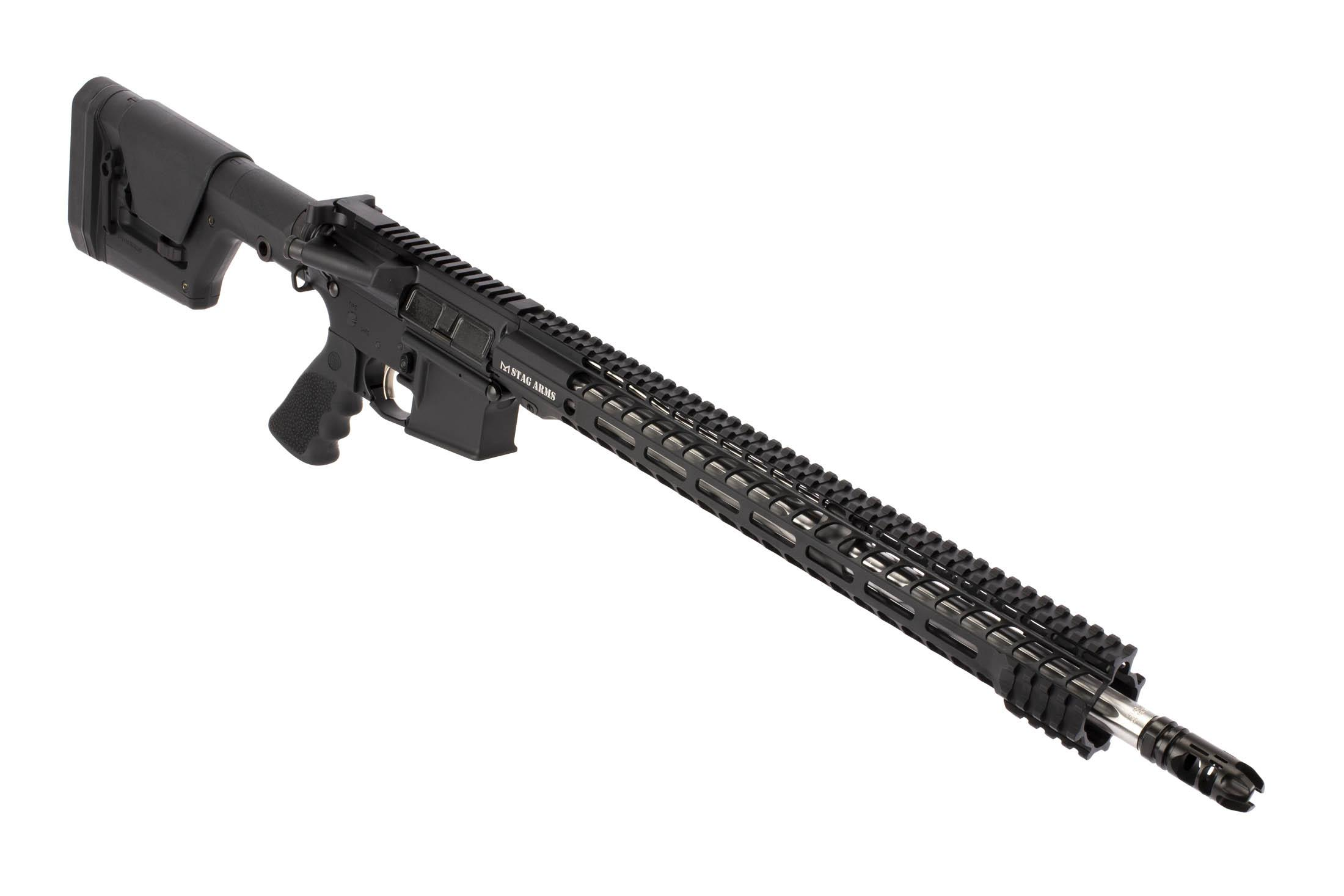 Stag Arms 18in .224 Valkyrie AR-15 rifle with mid-length gas system
