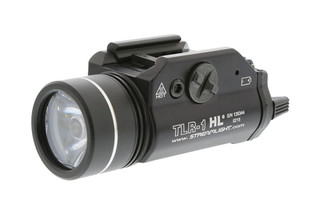 The Weapon light TLR-1 HL by streamlight features 800 lumens of bright white light