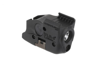 The Streamlight TLR-6 SubCompact 100 Lumen Trigger Guard Weapon Light with Red Laser for glock 19 handgun